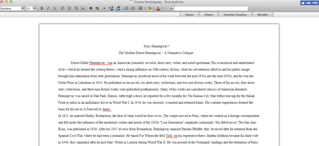 Essay Typer article example