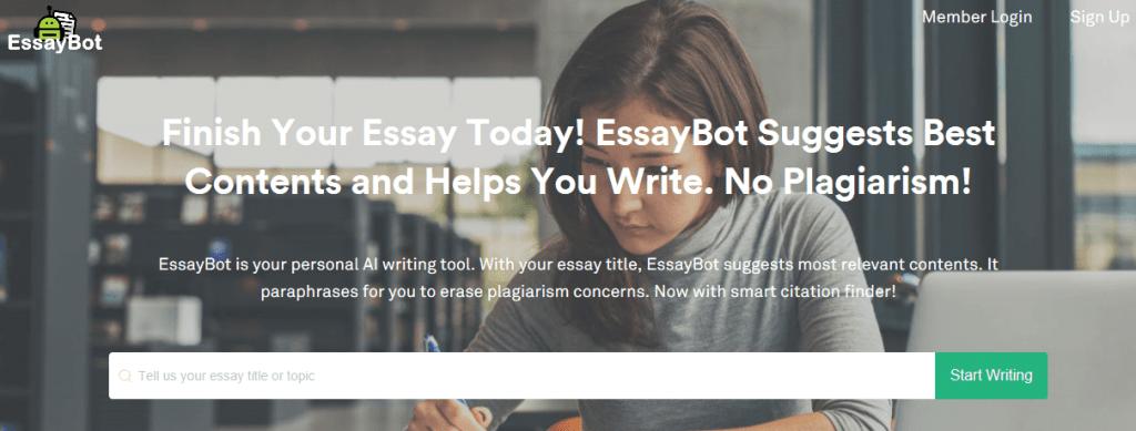 Essay Typer alternative resource
